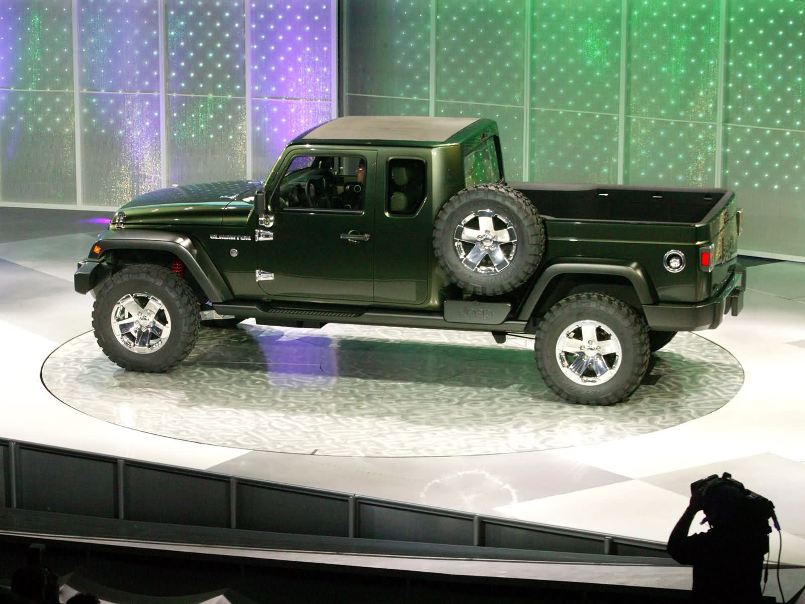 Jeep Gladiator photo 19776