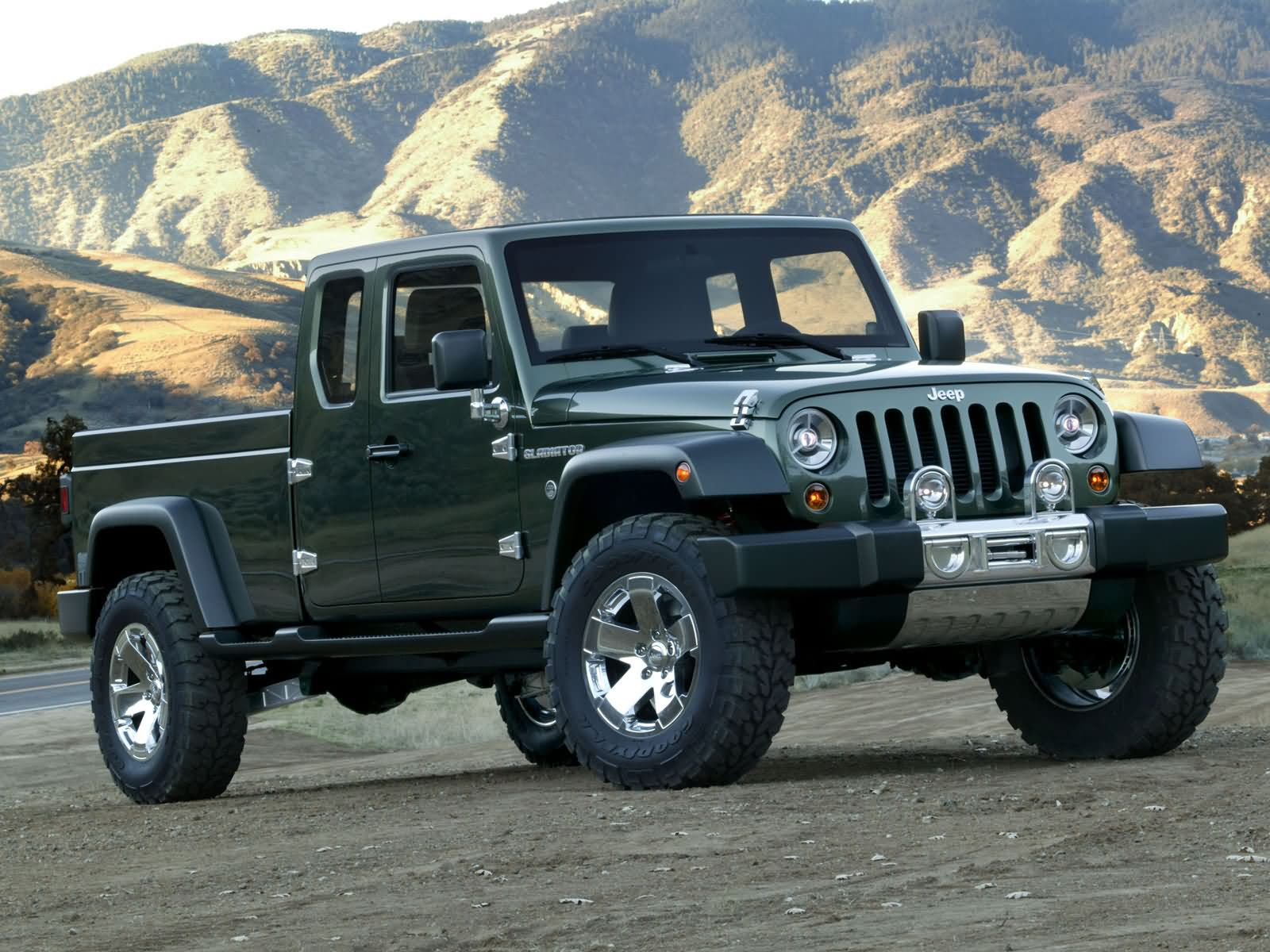 Jeep Gladiator photo 19781