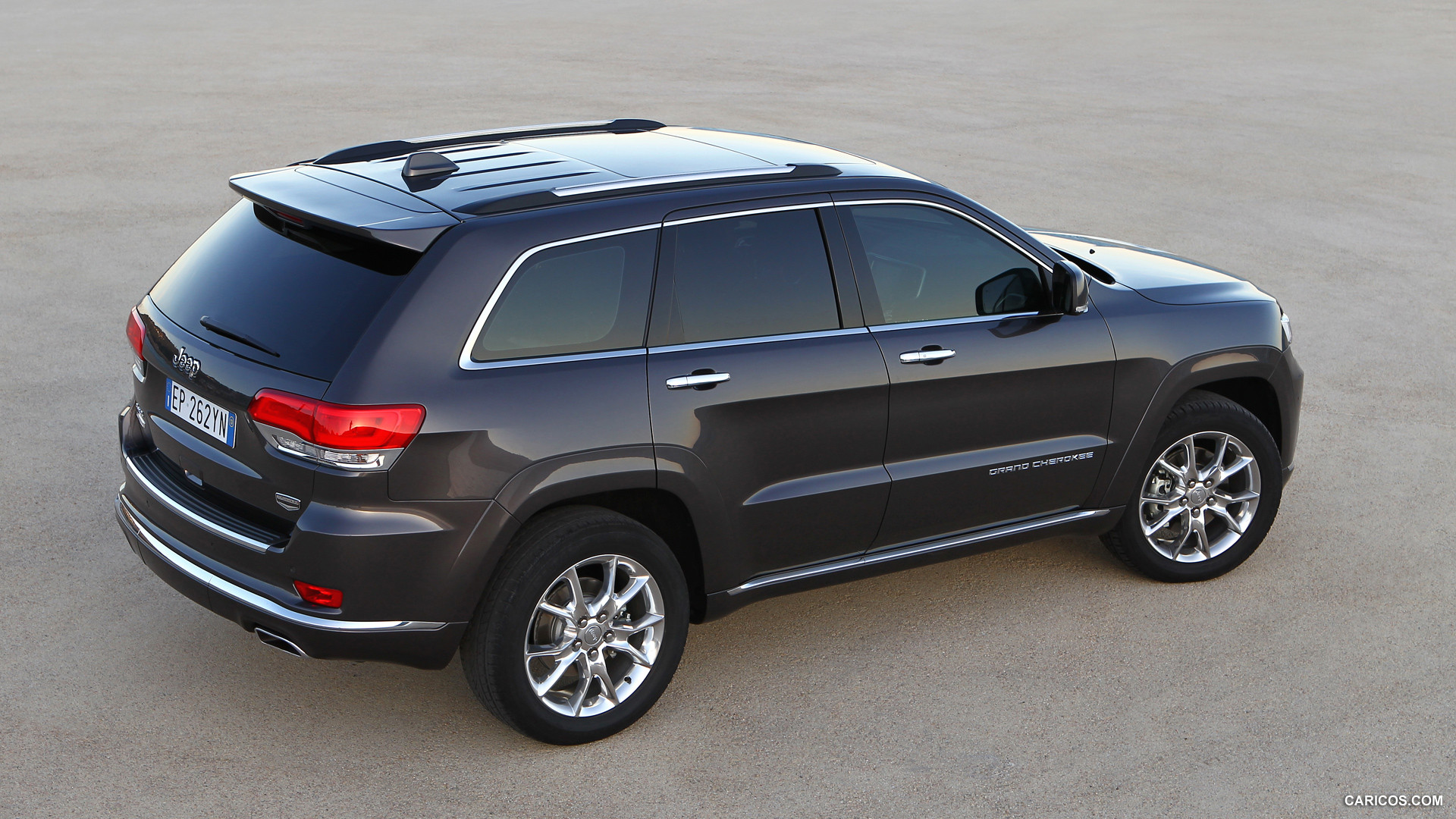 Jeep Grand Cherokee EU-Version photo 108631