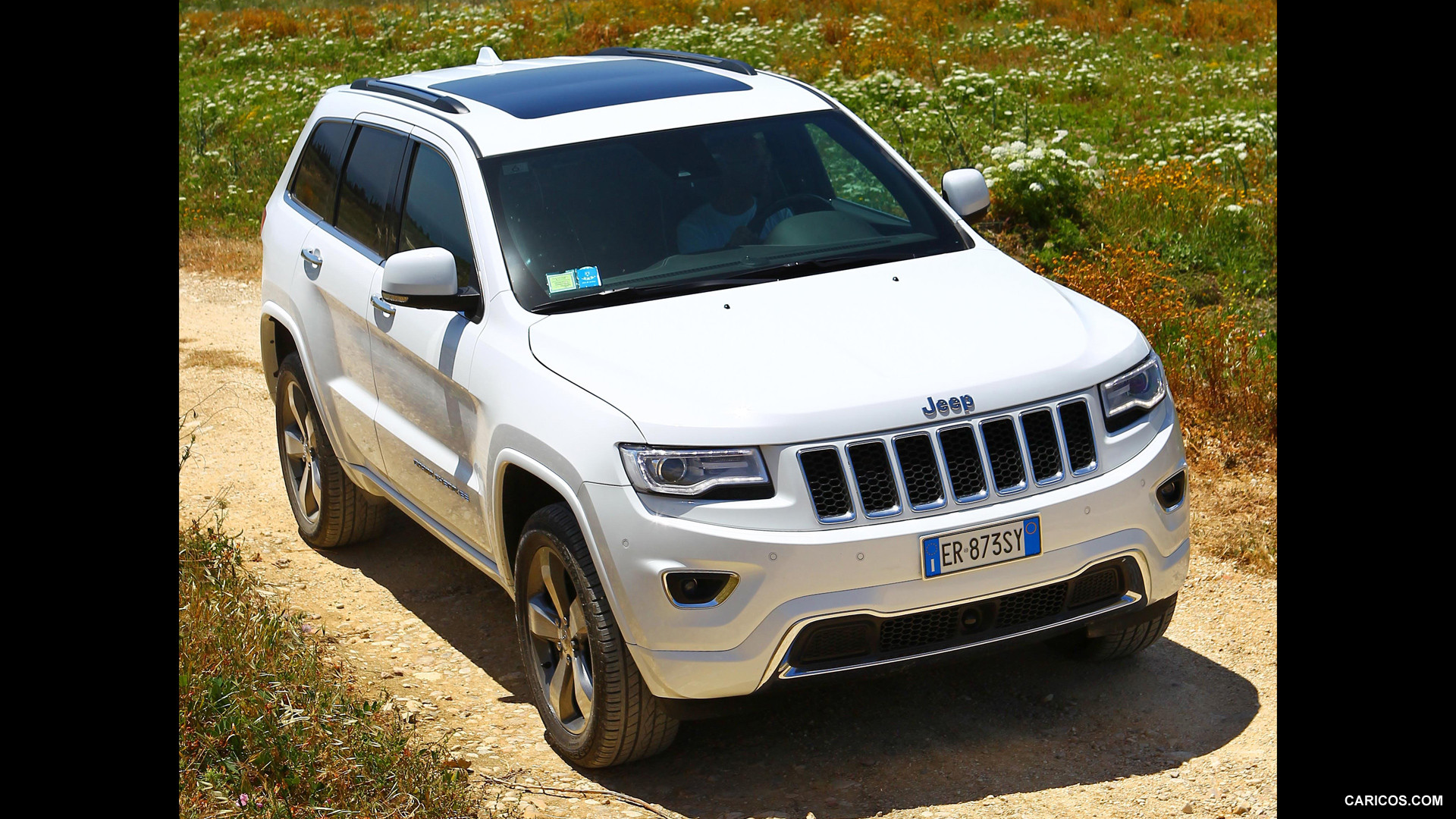 Jeep Grand Cherokee EU-Version photo 108632