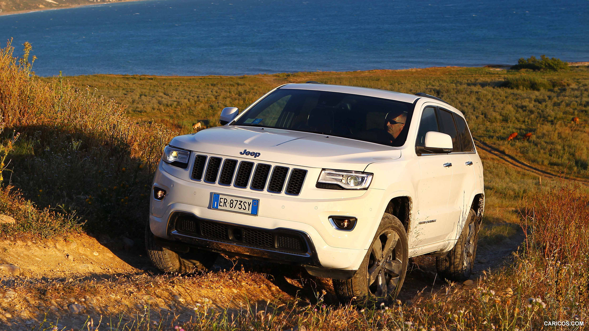 Jeep Grand Cherokee EU-Version photo 108675