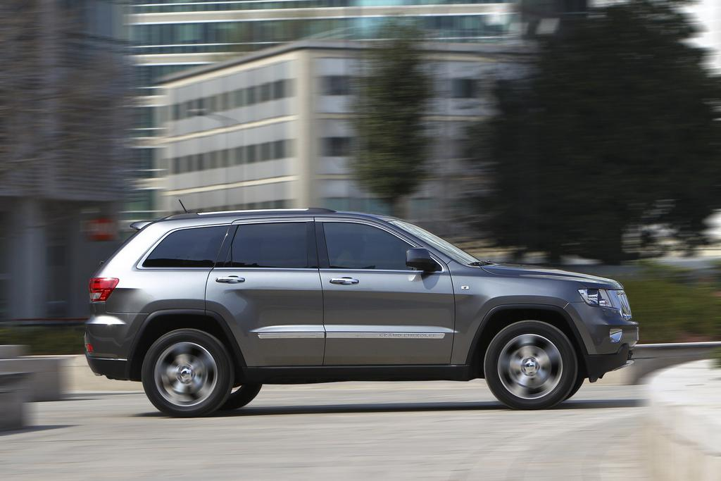 Jeep Grand Cherokee photo 114664