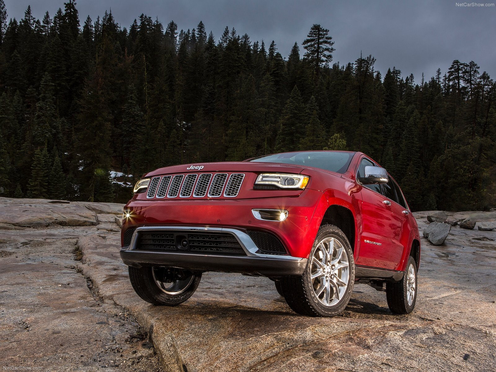 Jeep Grand Cherokee photo 143976