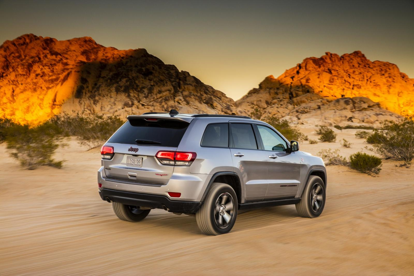 Jeep Grand Cherokee photo 162480