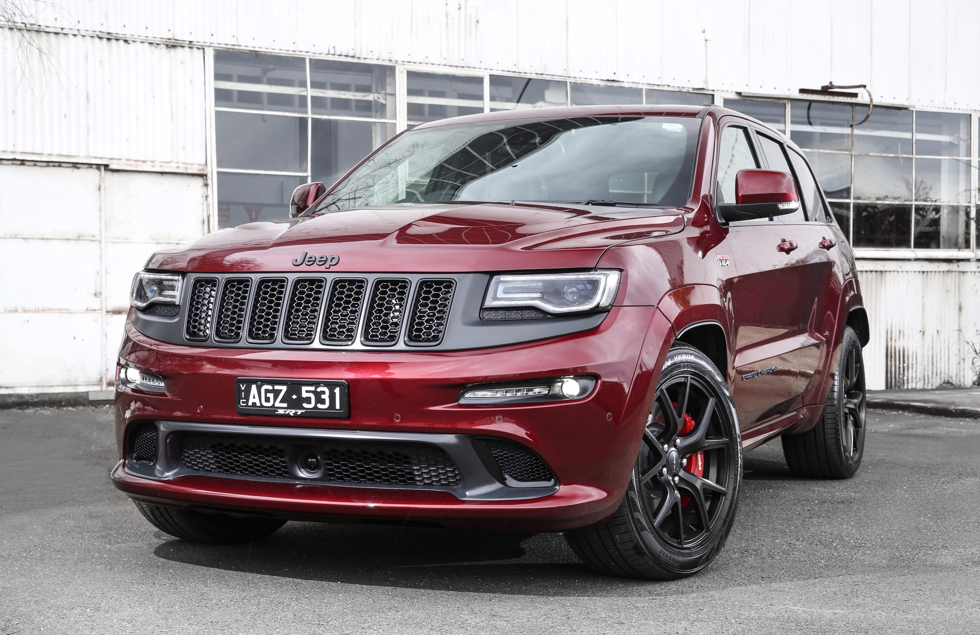 Jeep Grand Cherokee Srt Picture 166200 Jeep Photo Gallery