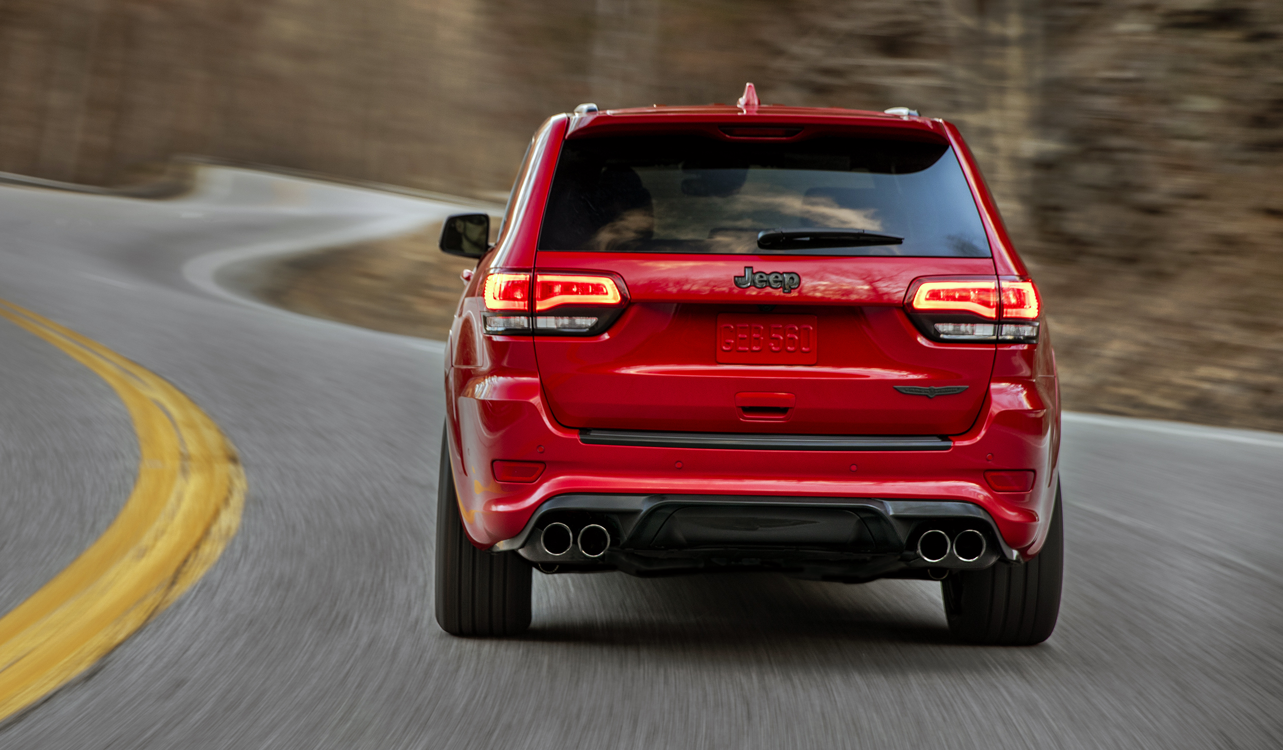 Jeep Grand Cherokee Trackhawk photo 176491