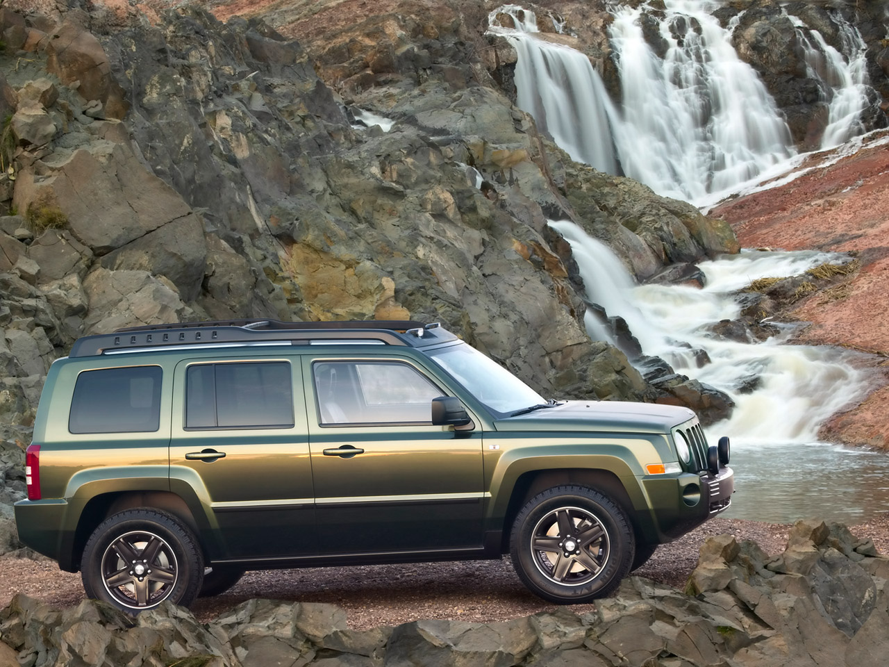 Jeep Patriot photo 27908