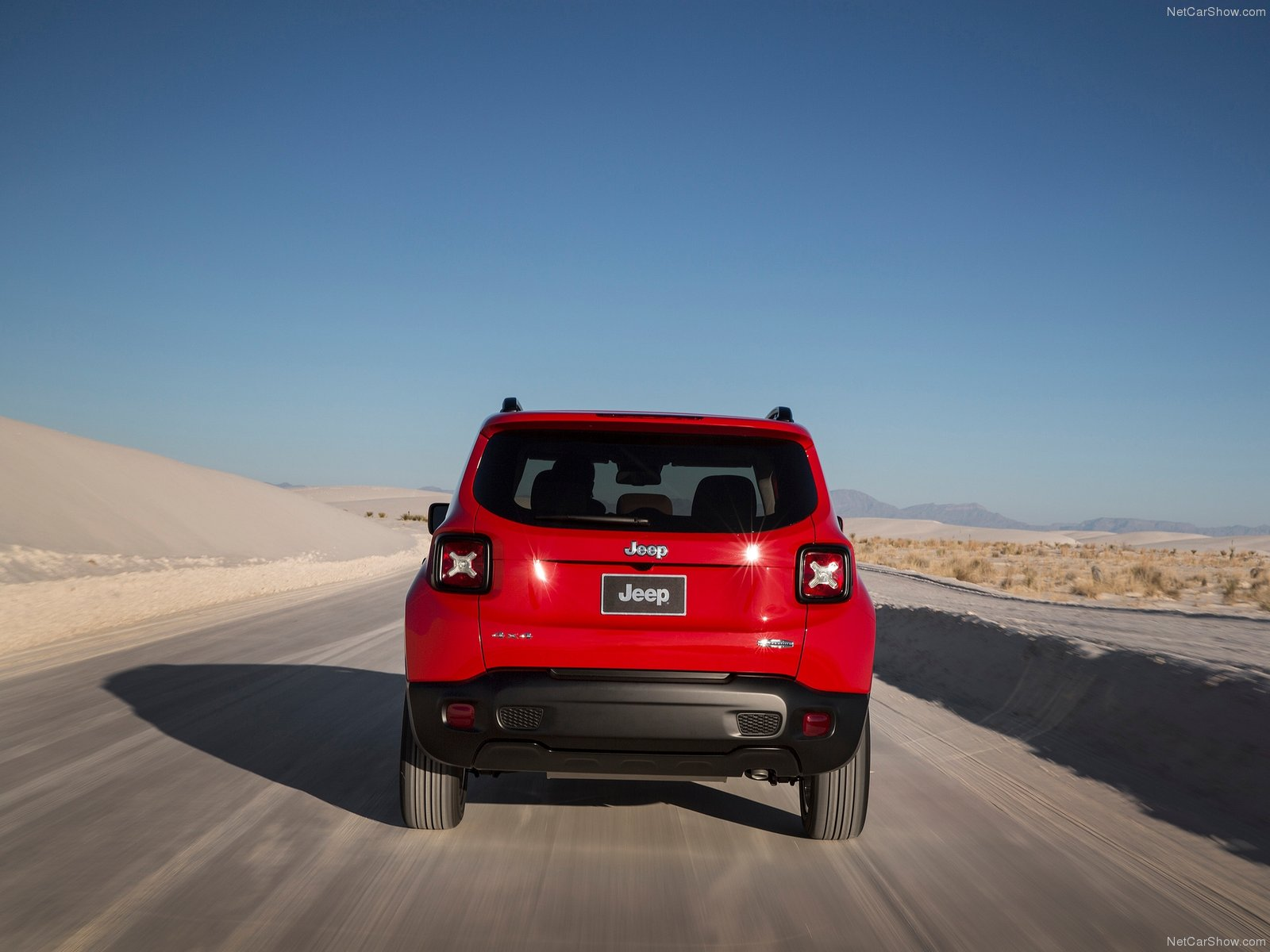 Jeep Renegade photo 111341
