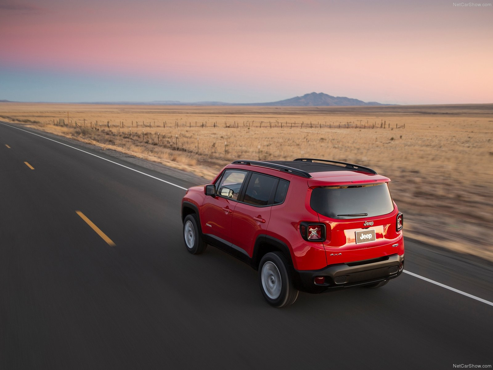 Jeep Renegade photo 111360