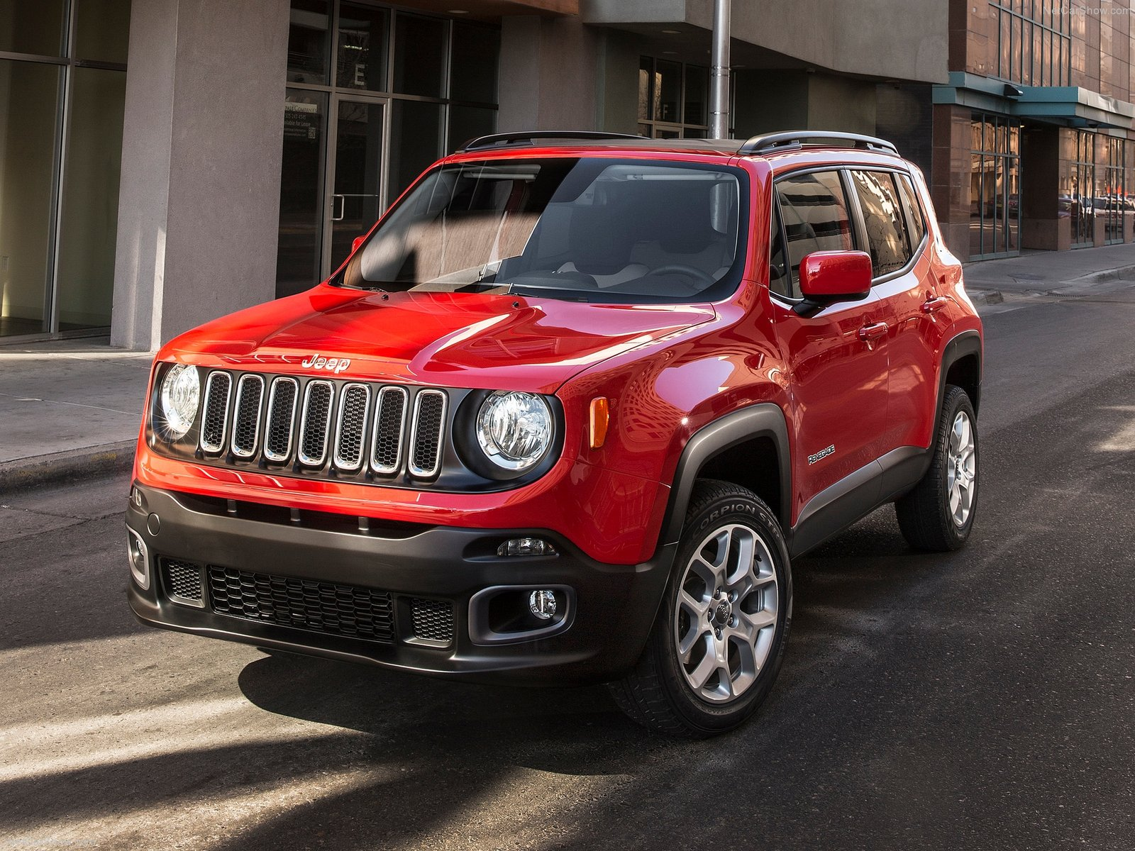 Jeep Renegade photo 111391
