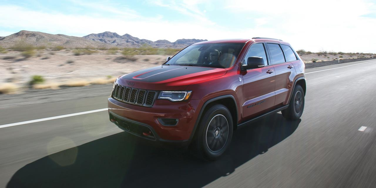 Jeep Trailhawk photo 171175