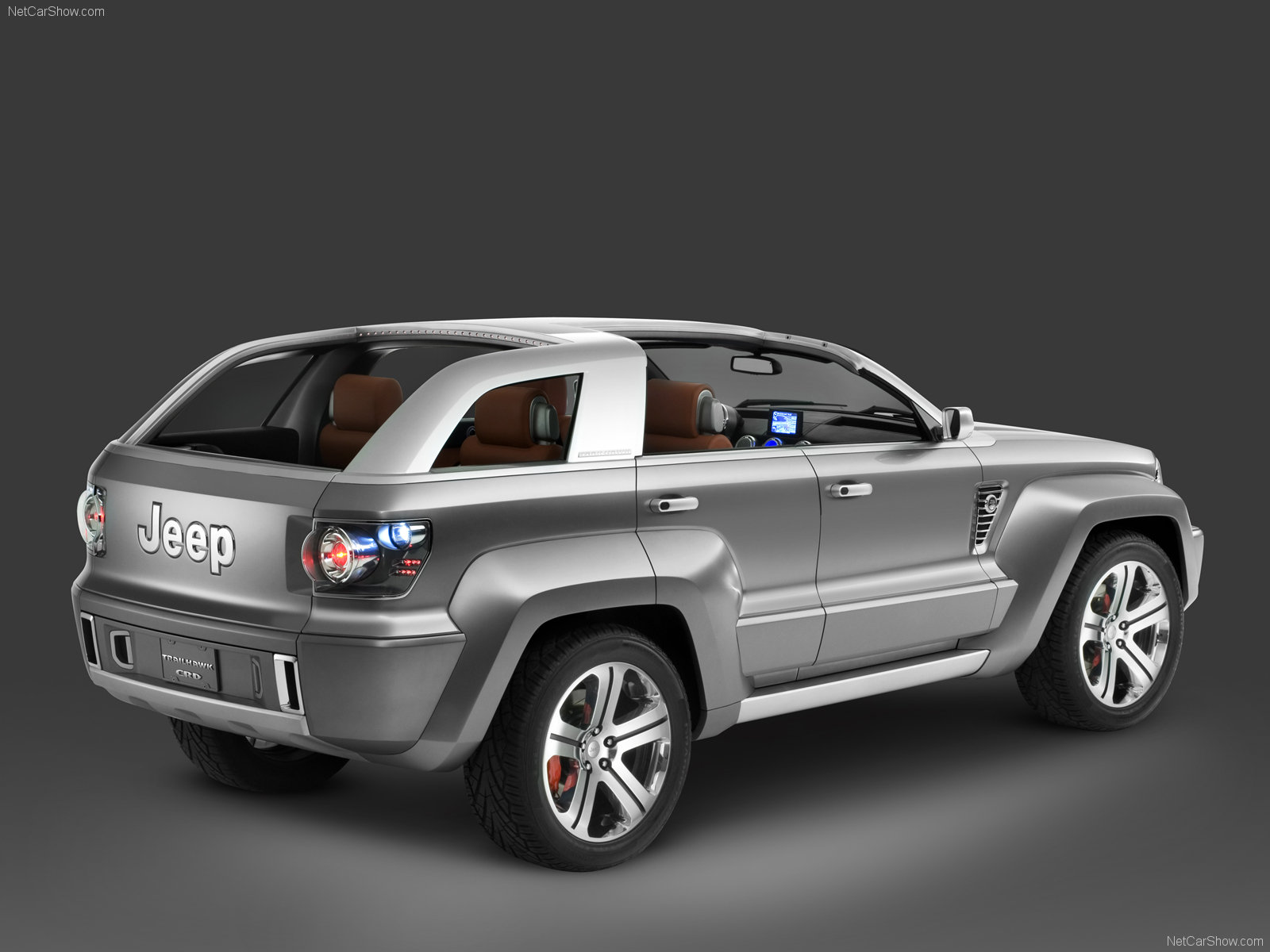 Jeep Trailhawk photo 40596