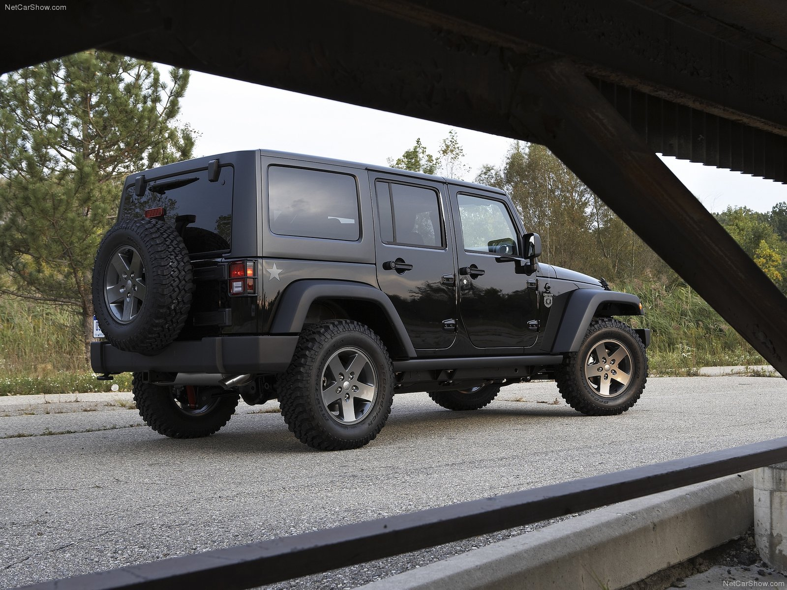 Jeep Wrangler Call of Duty Black Ops photo 76363