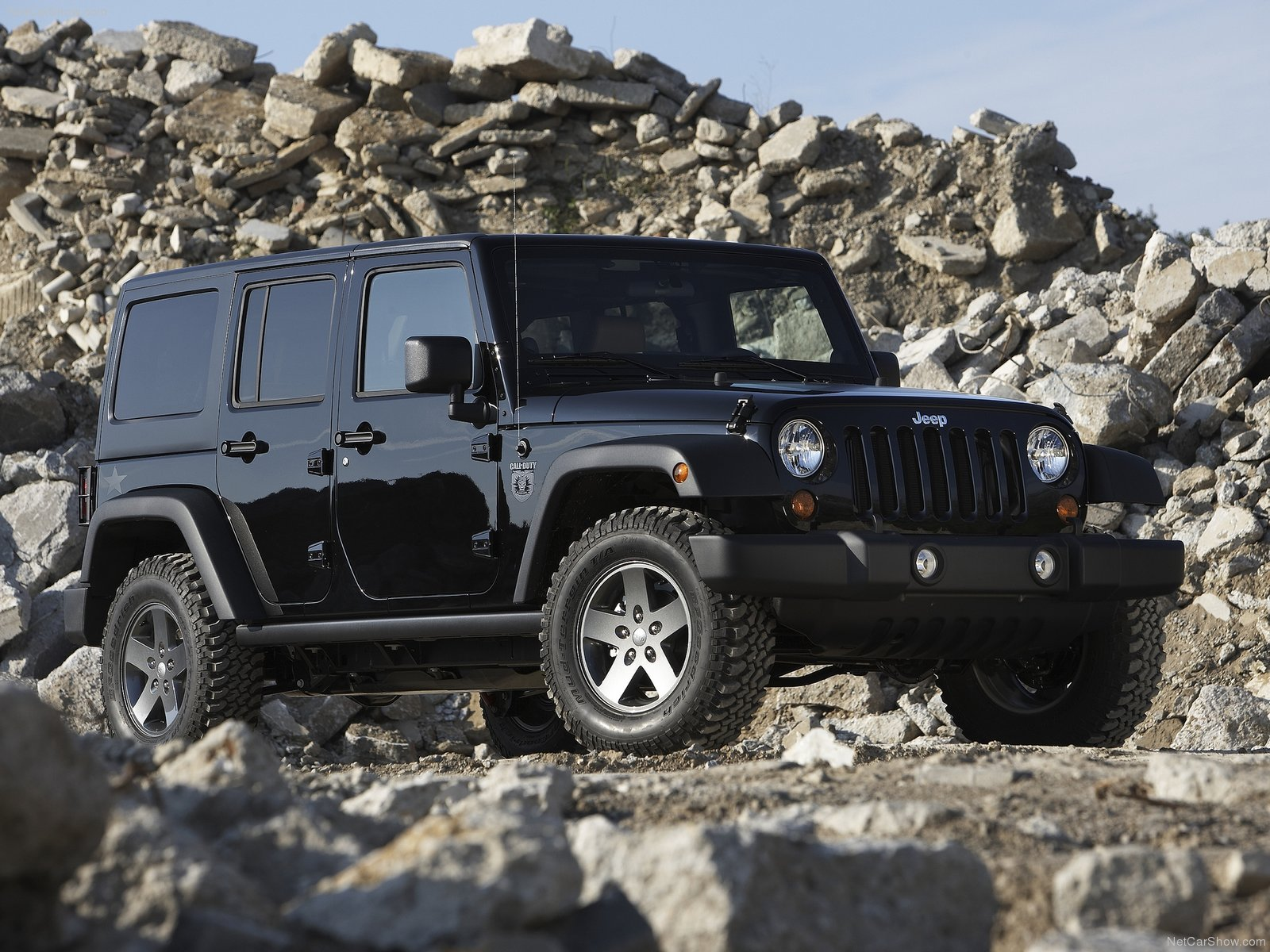 Jeep Wrangler Call of Duty Black Ops photo 76364