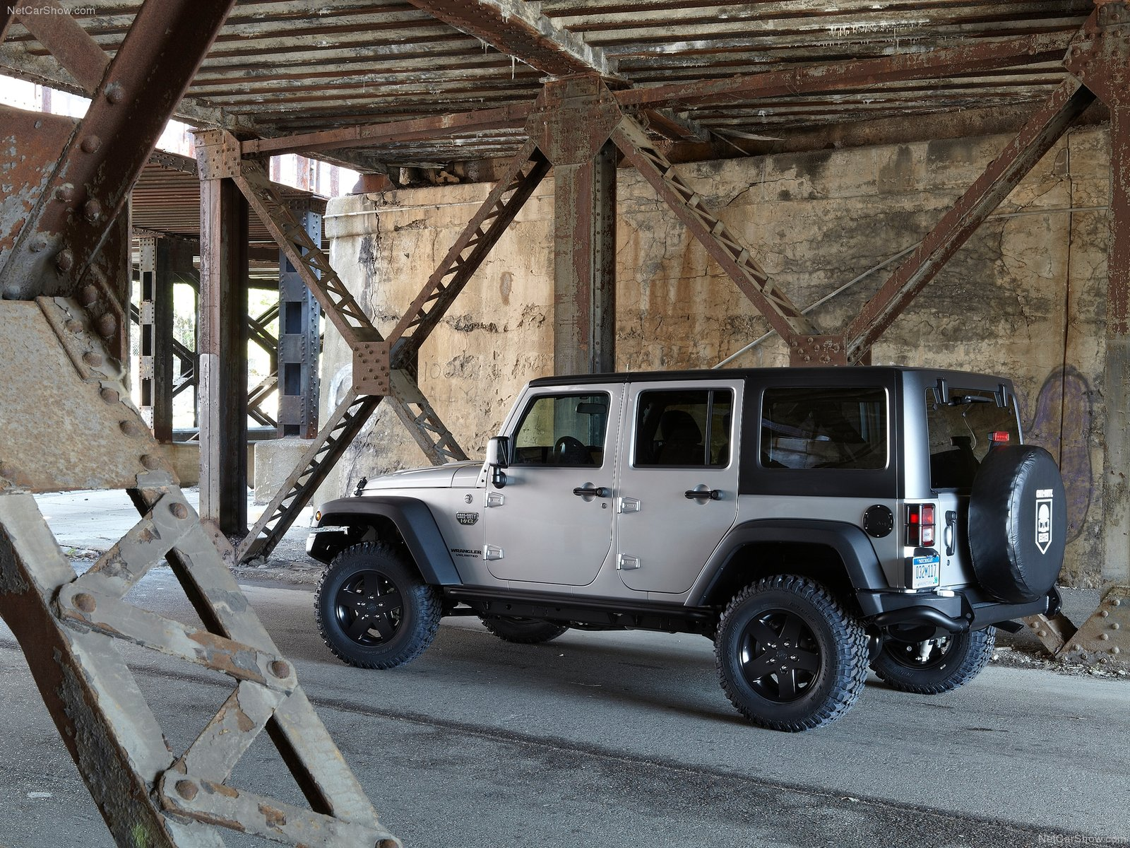 Jeep Wrangler Call of Duty MW3 photo 83906