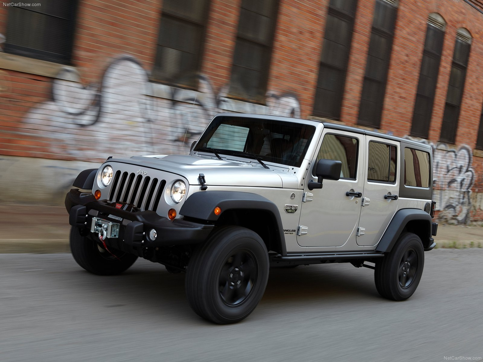 Jeep Wrangler Call of Duty MW3 photo 83909