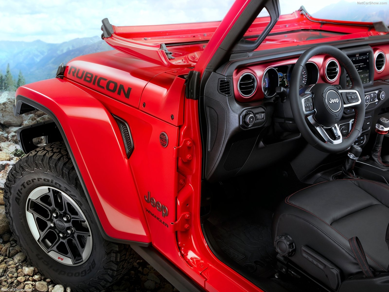Jeep Wrangler photo 184034