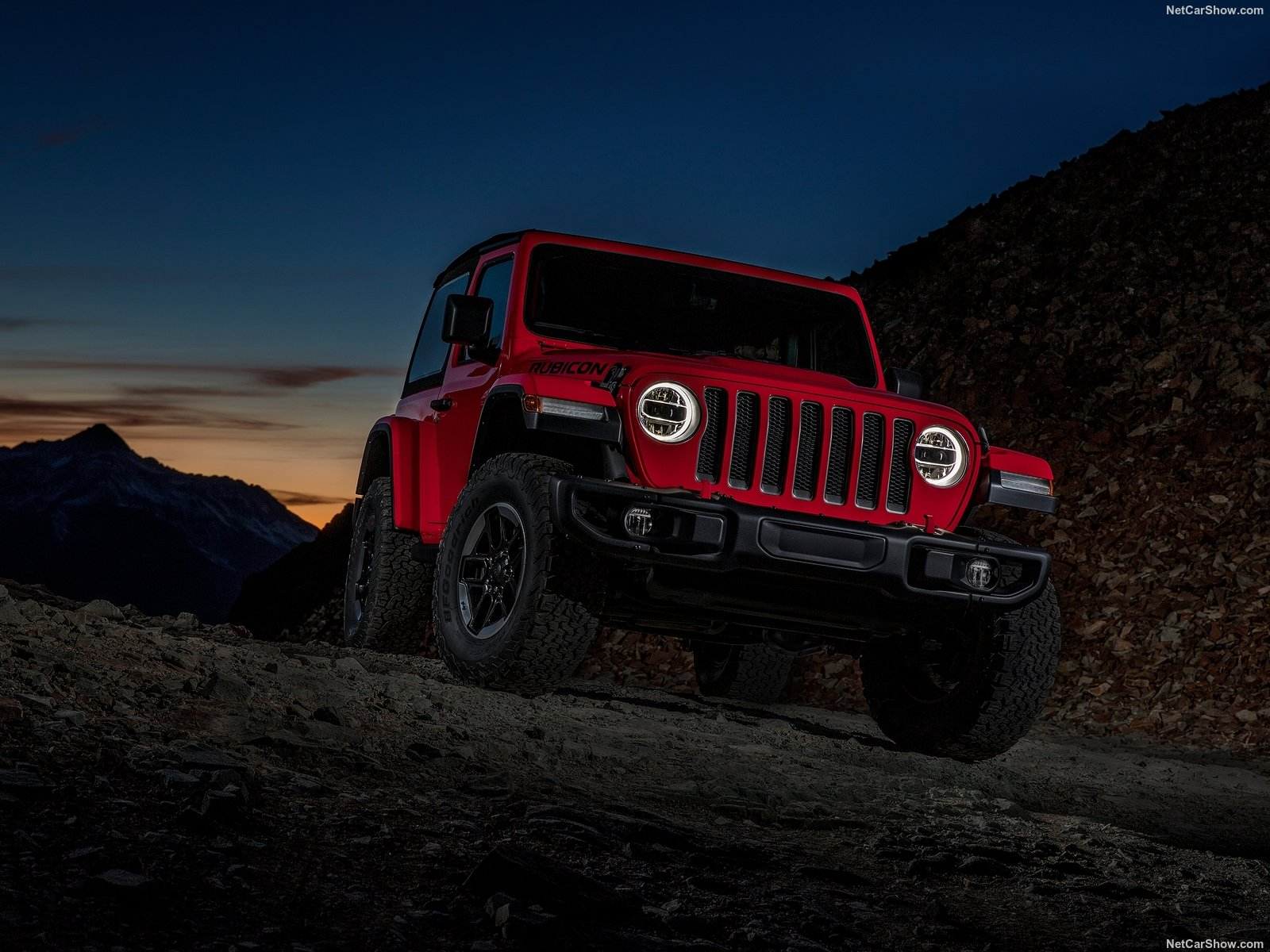 Jeep Wrangler photo 184065