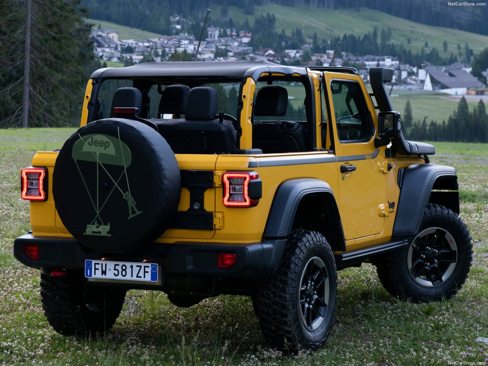 Jeep Wrangler photo 195972