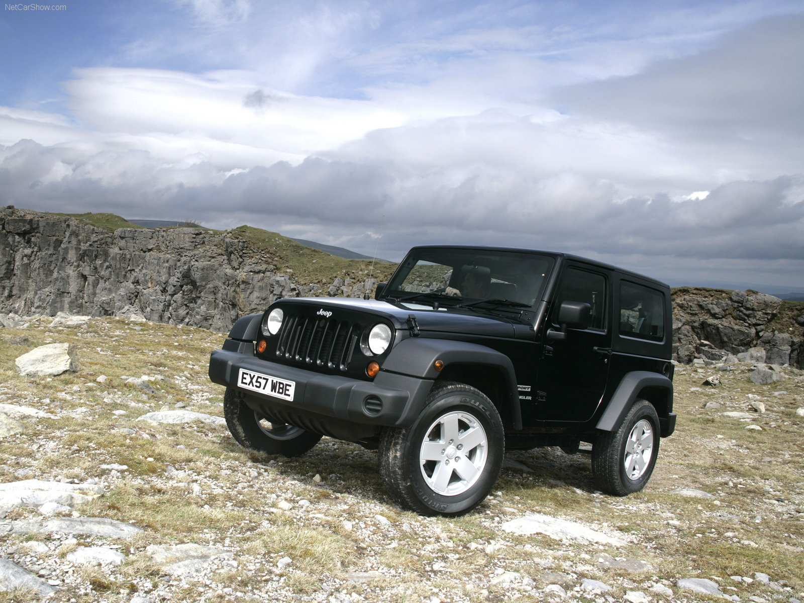 Jeep Wrangler photo 55236