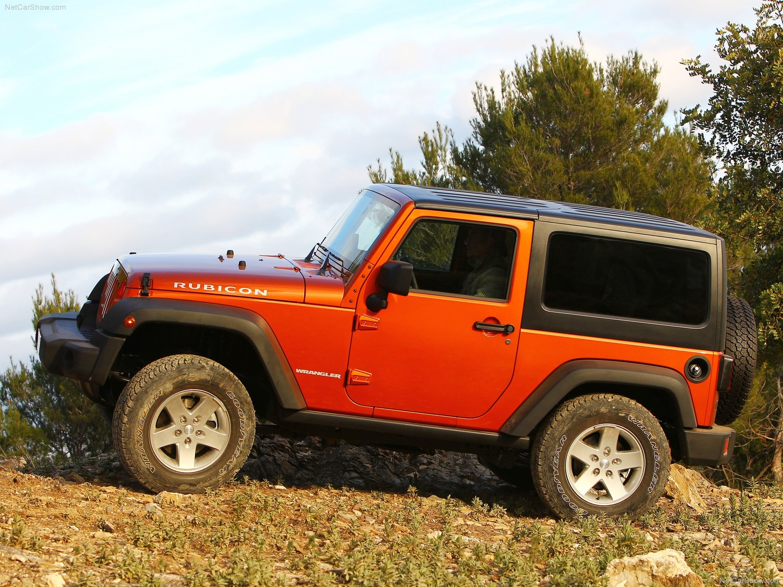 Jeep Wrangler photo 83683