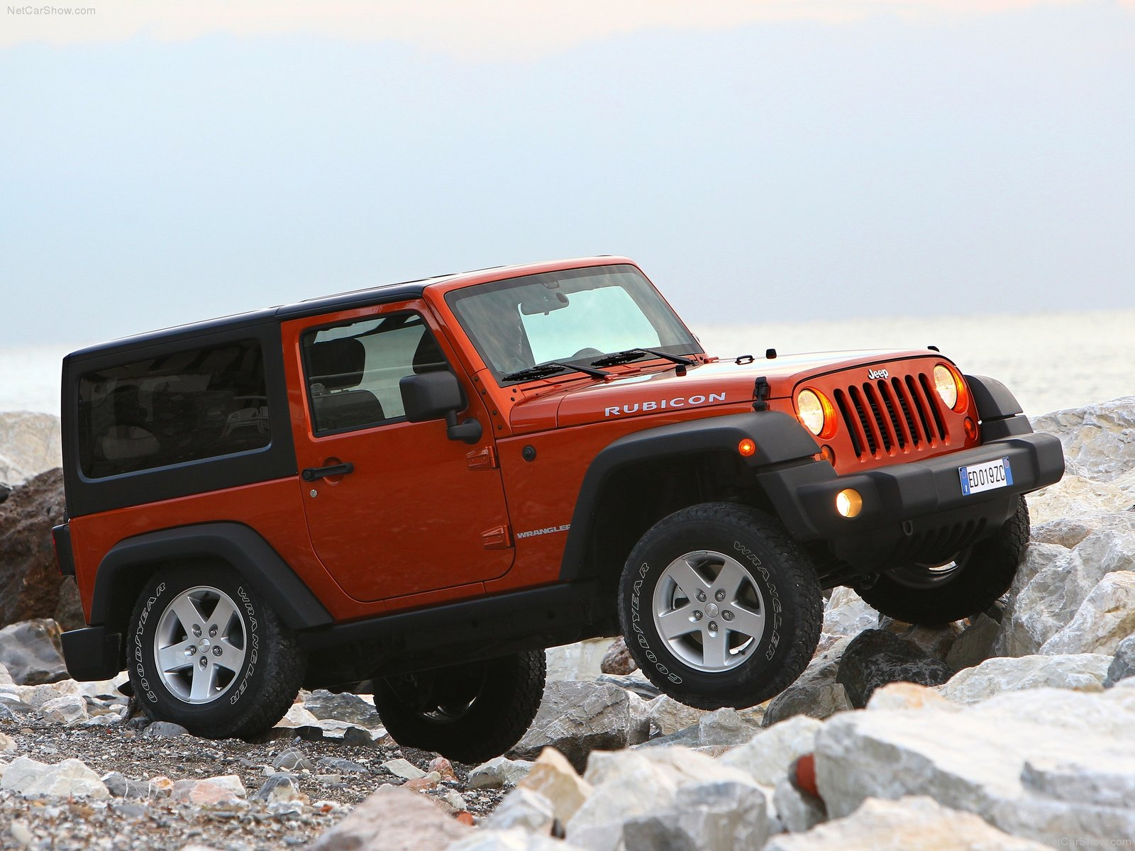 Jeep Wrangler photo 83699