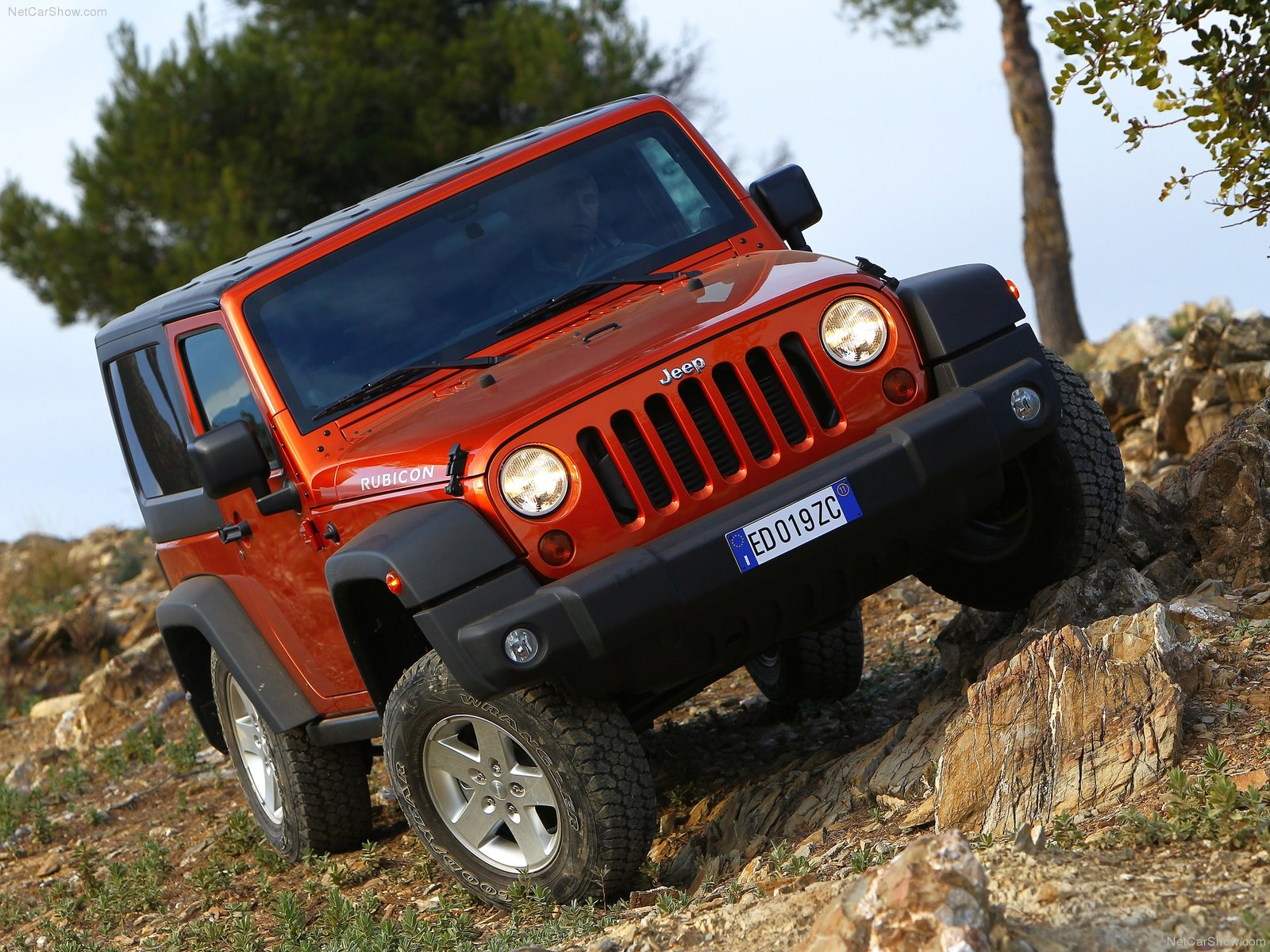 Jeep Wrangler photo 83704