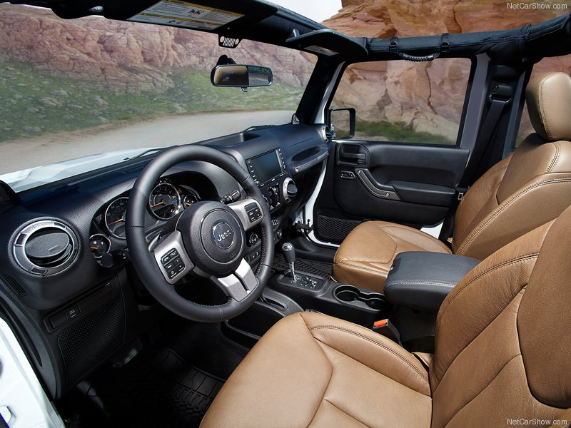 Jeep Wrangler photo 95361