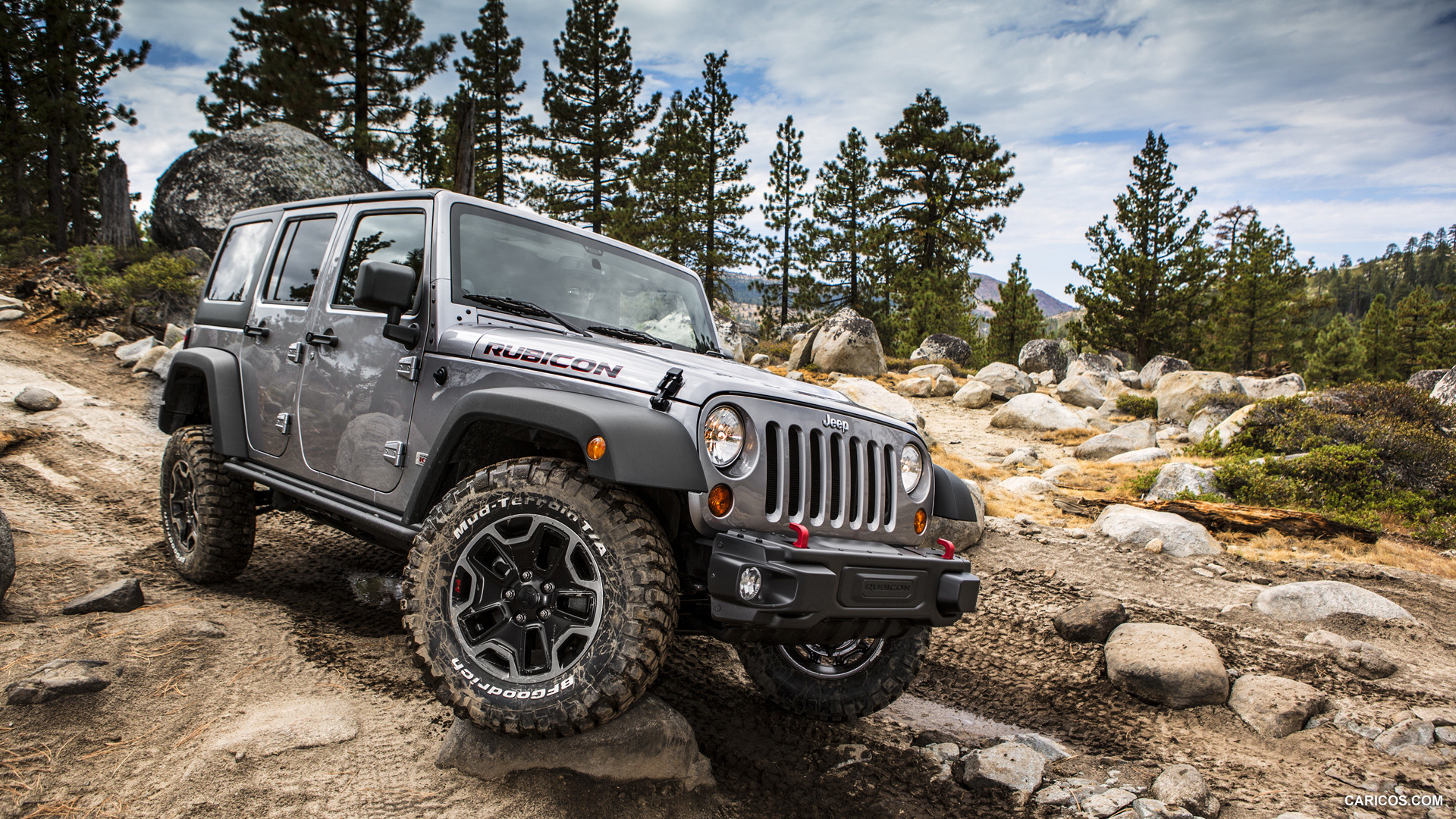 Jeep Wrangler Rubicon photo 135120
