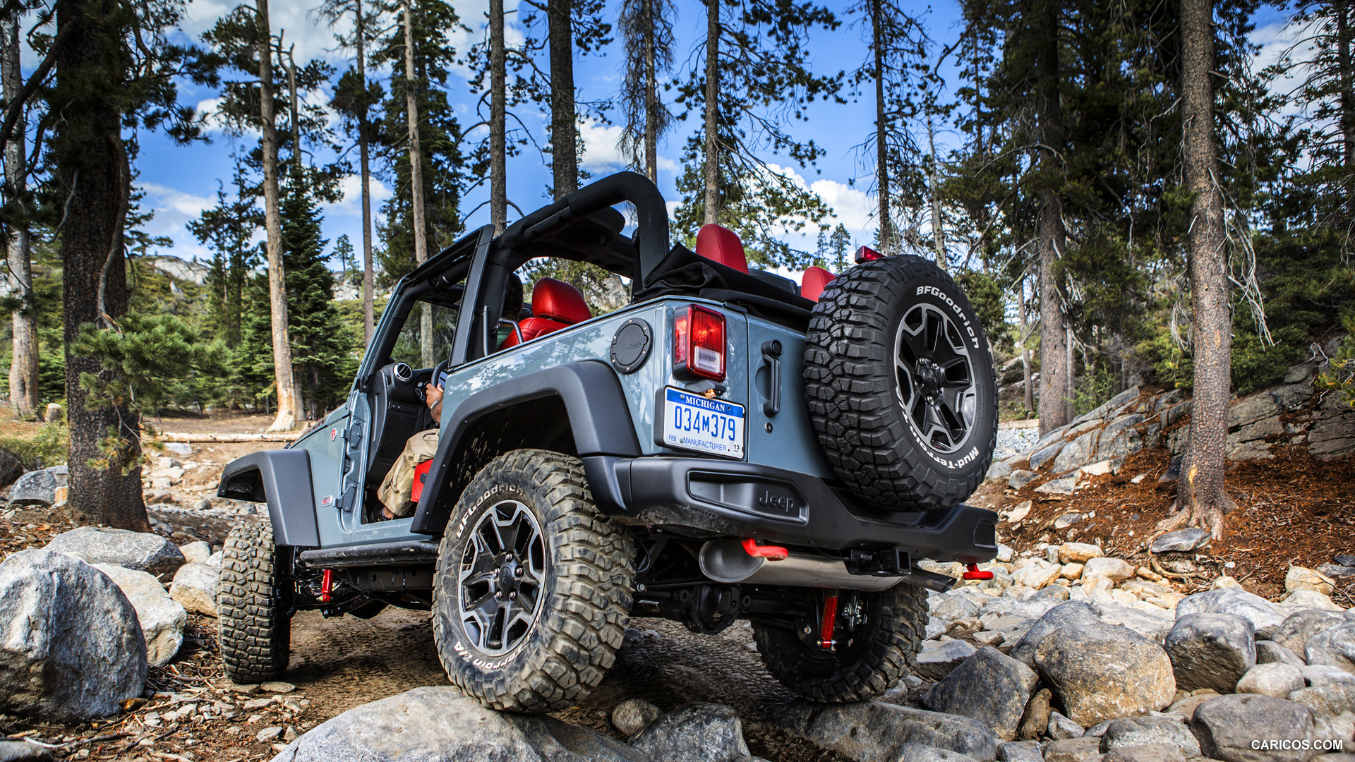 Jeep Wrangler Rubicon photo 135171