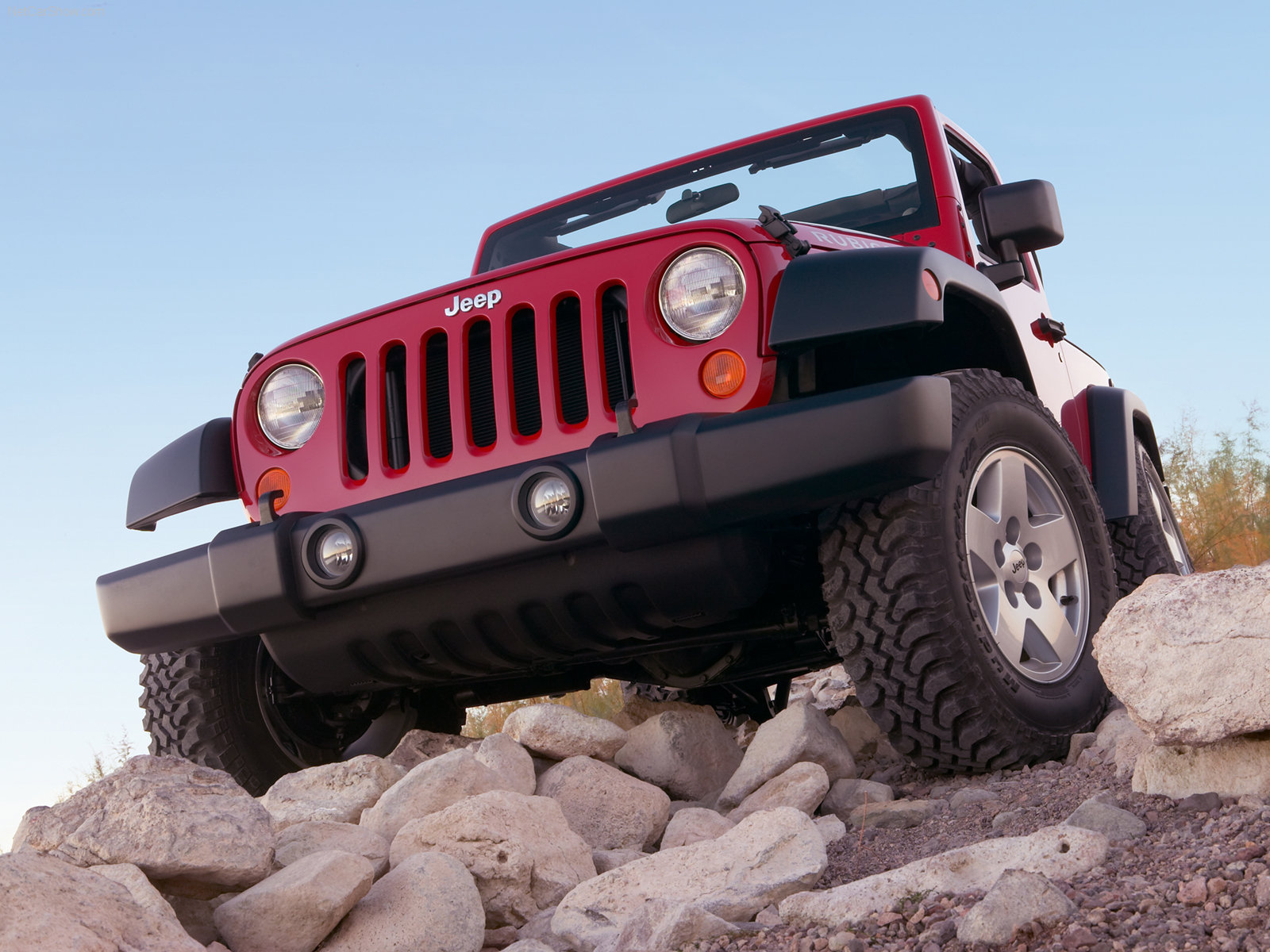 Jeep Wrangler Rubicon photo 30935