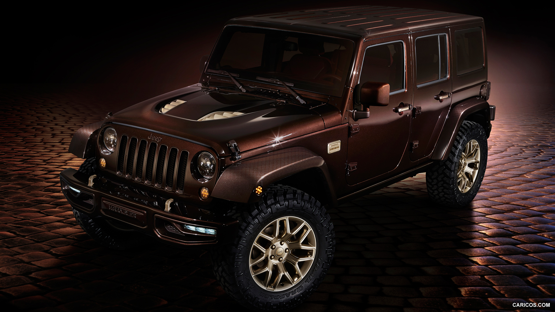 Jeep Wrangler Sundancer photo 117432