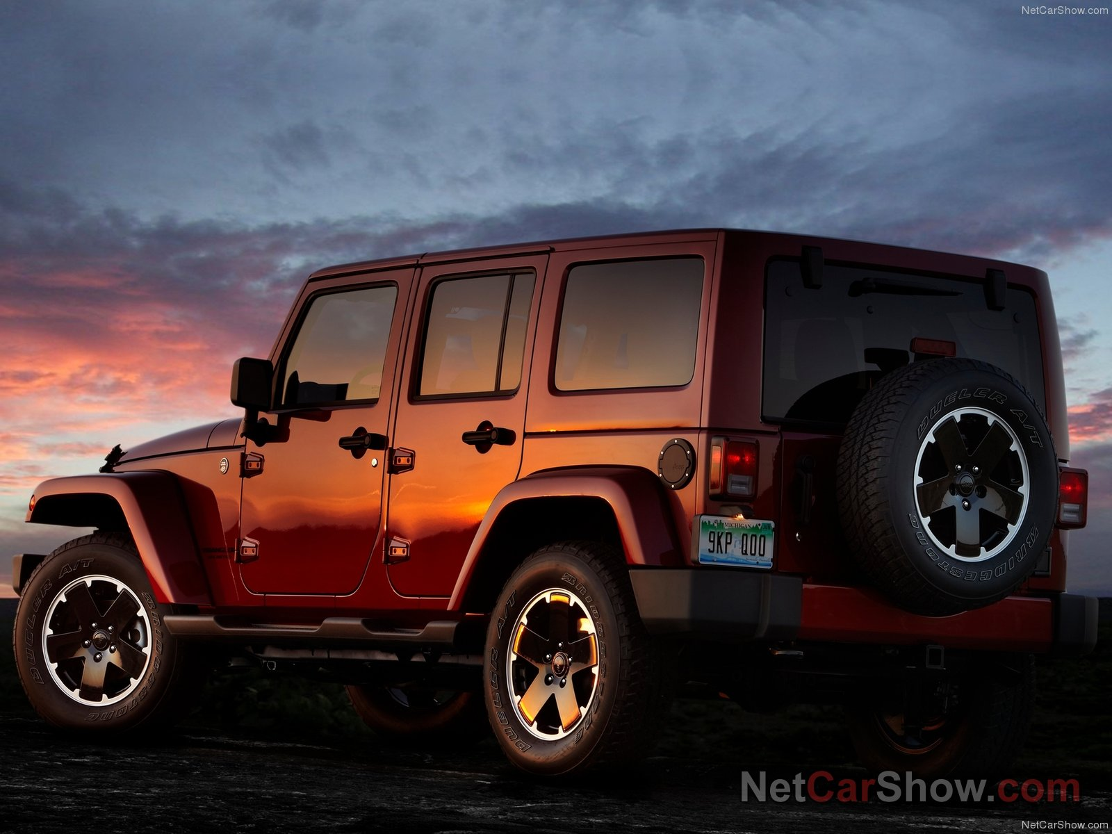 Jeep Wrangler Ultimate photo 91513