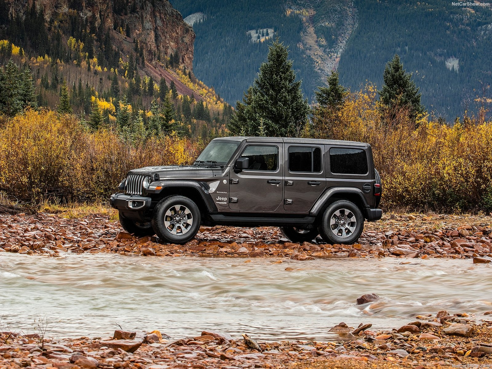 Jeep Wrangler Unlimited photo 184086