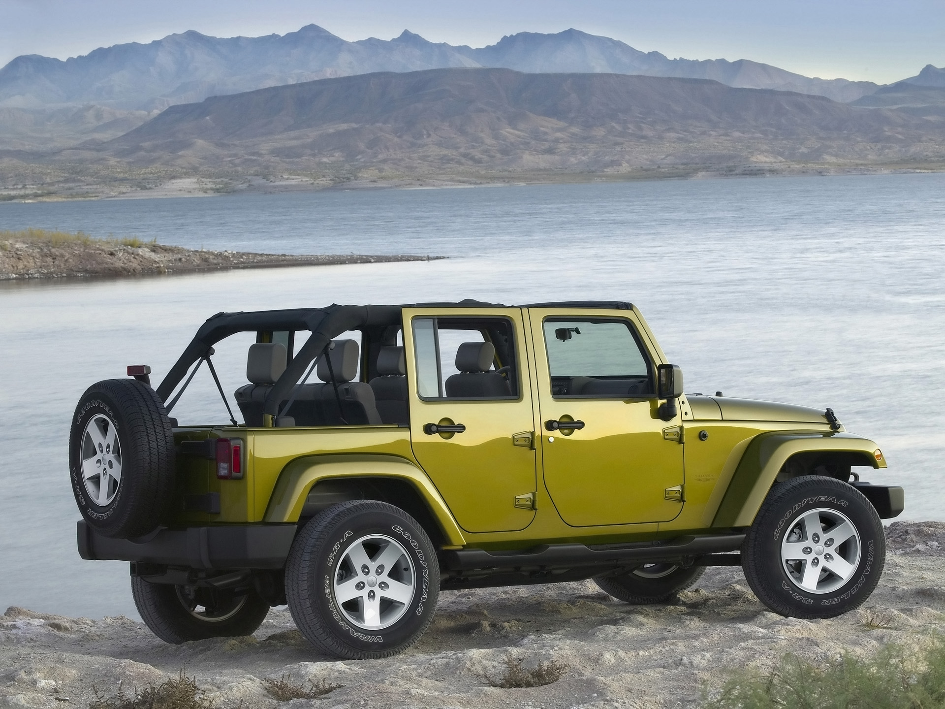 Jeep Wrangler Unlimited photo 33569