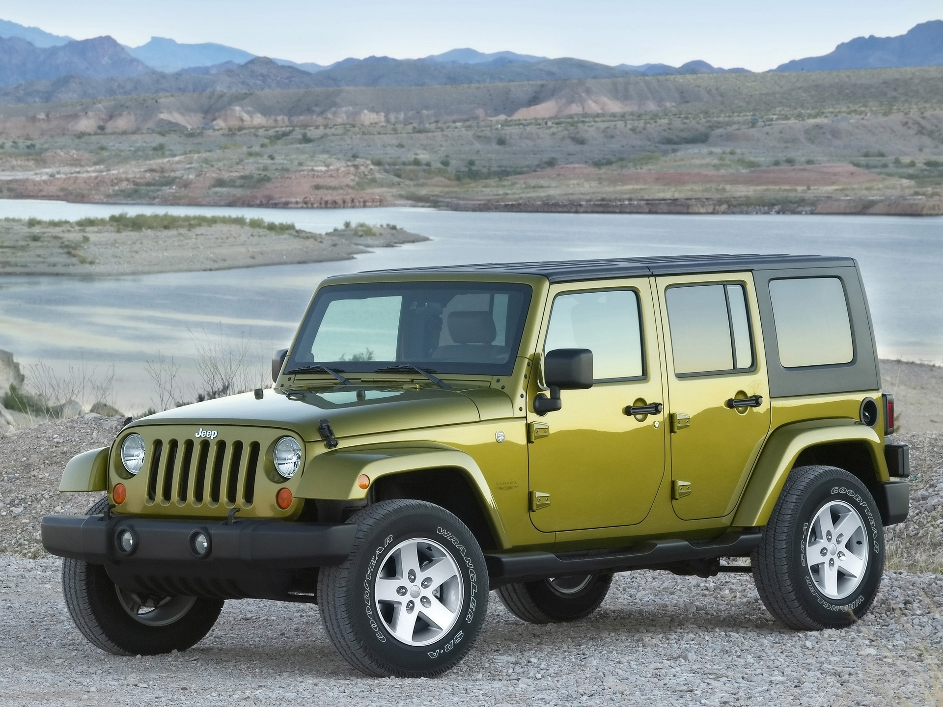 Jeep Wrangler Unlimited photo 33572