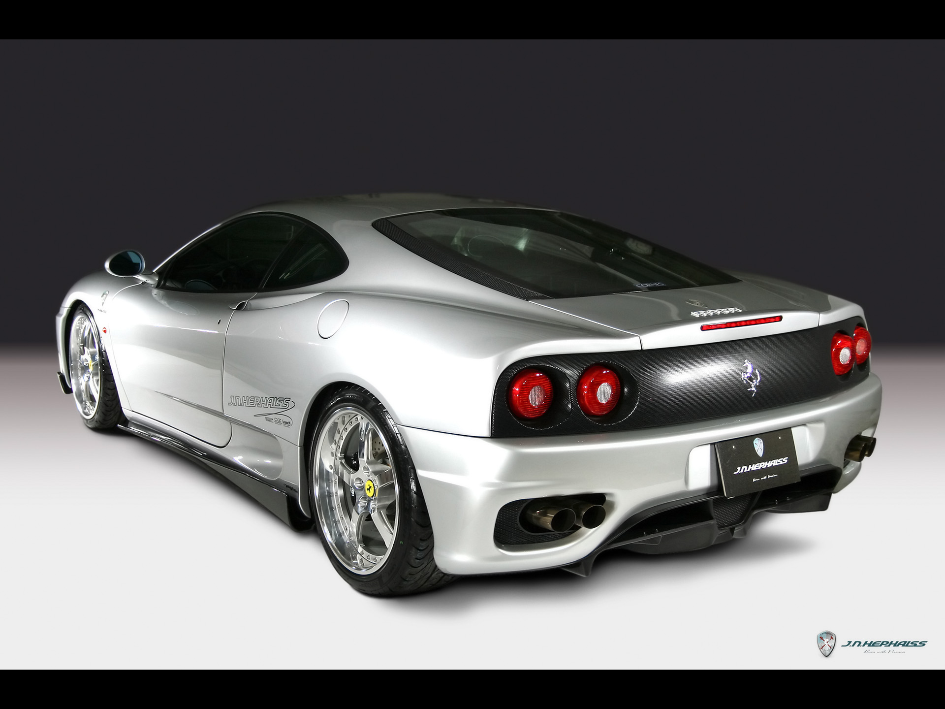 JNH Ferrari 360 Modena photo 44253