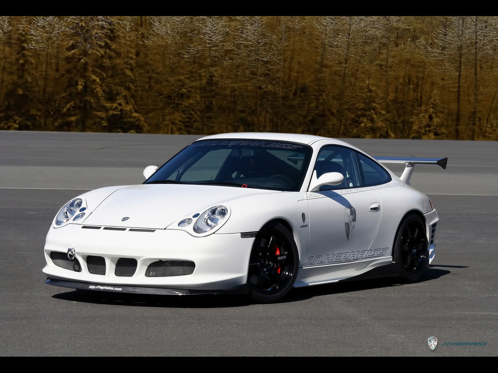 JNH Porsche 996 GT3 Version 02 photo 44247