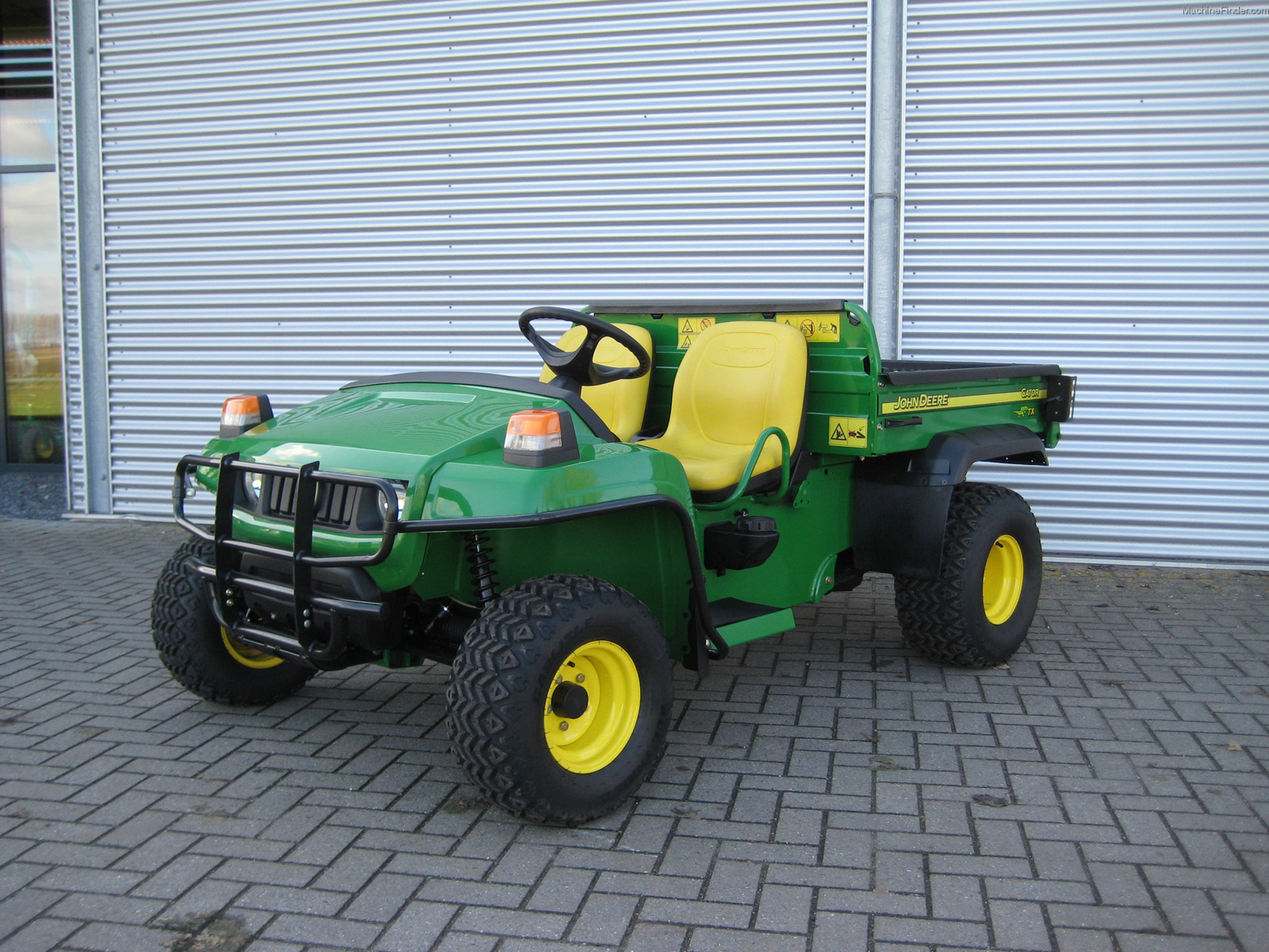 John Deere Gator photo 69448