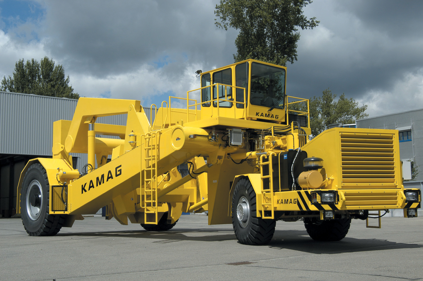 KAMAG Slab Carrier photo 58948