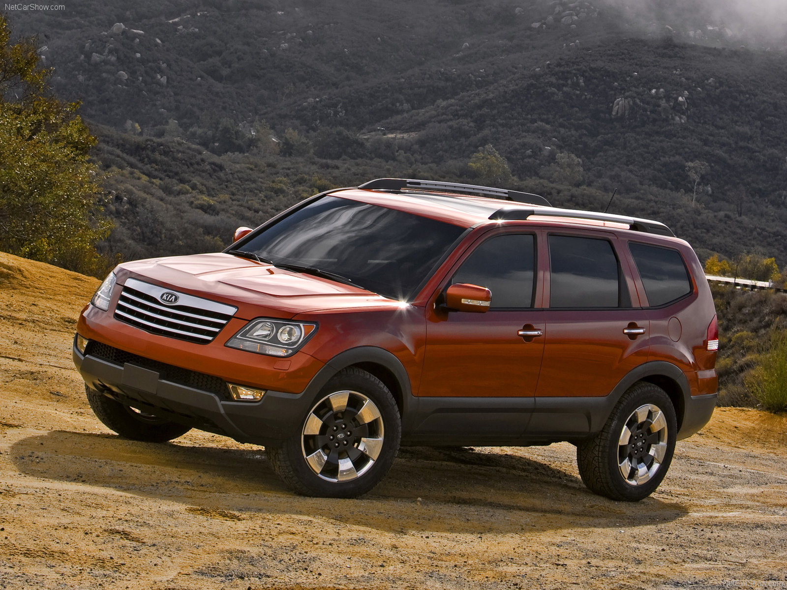 Kia Borrego photo 52462