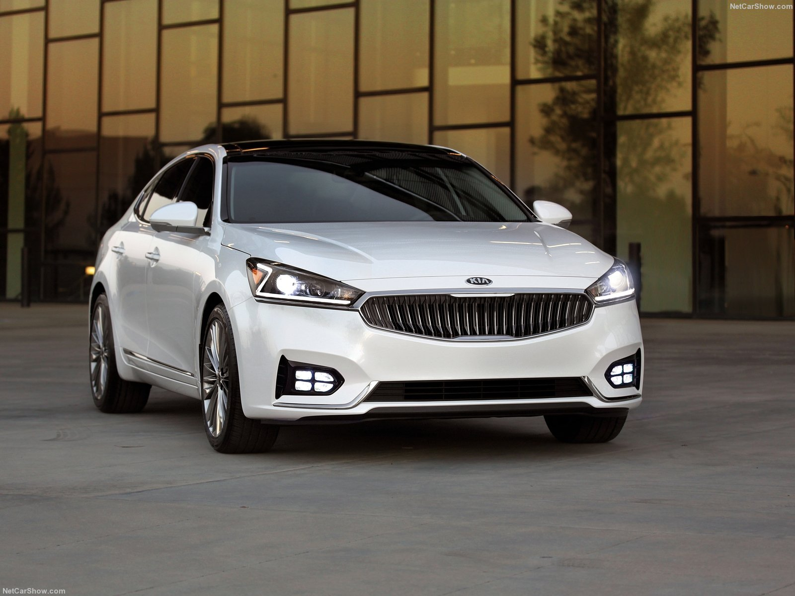 Kia Cadenza photo 181765