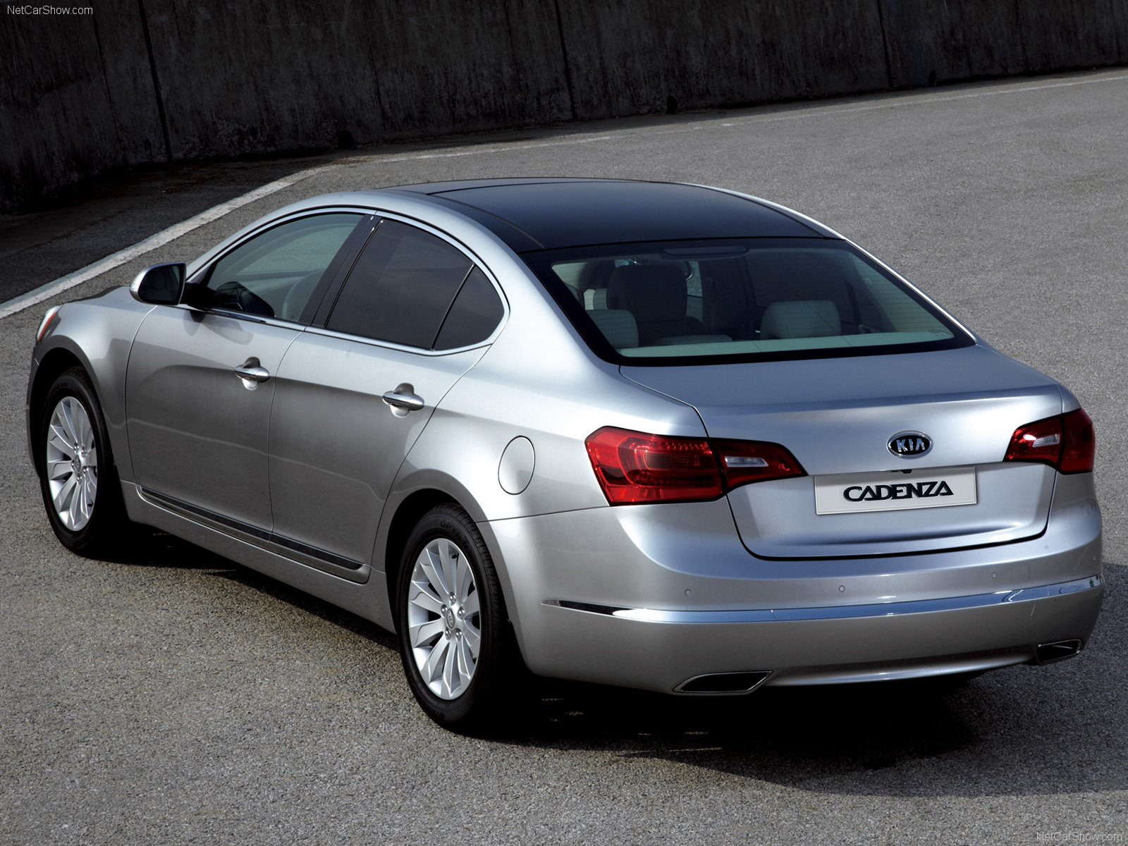 Kia Cadenza photo 69359