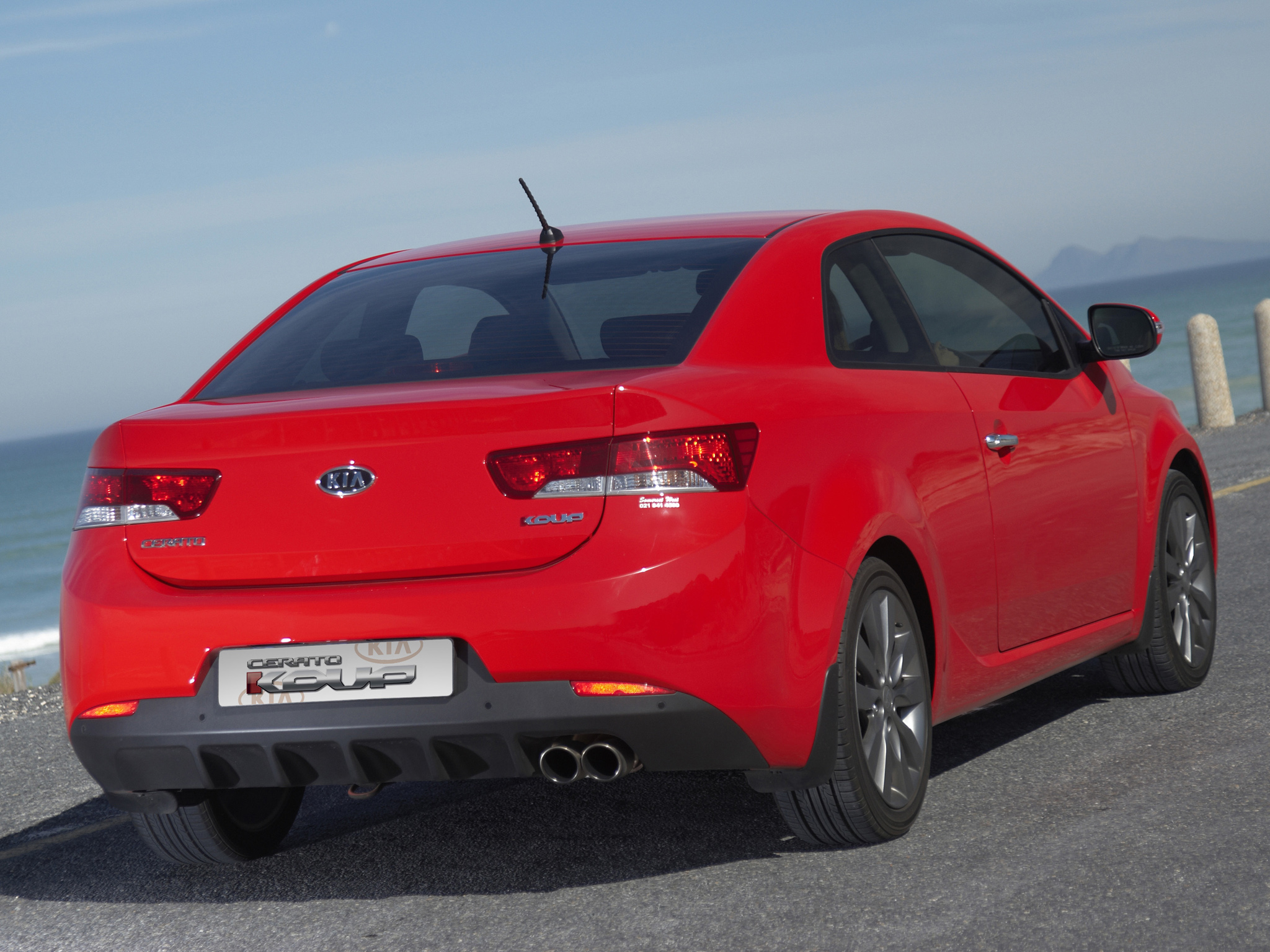 Kia Cerato Koup  photo 94087
