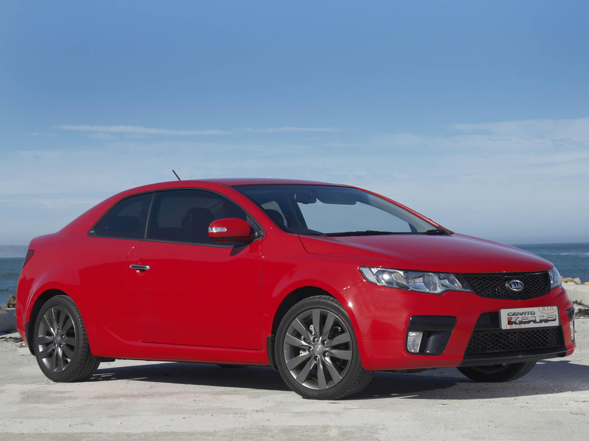 Kia Cerato Koup  photo 94093