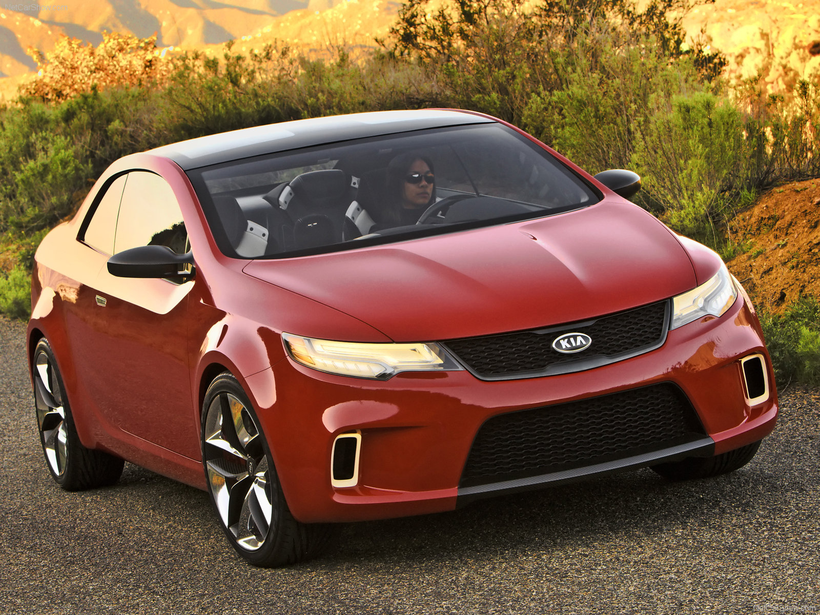 Kia KOUP photo 53695