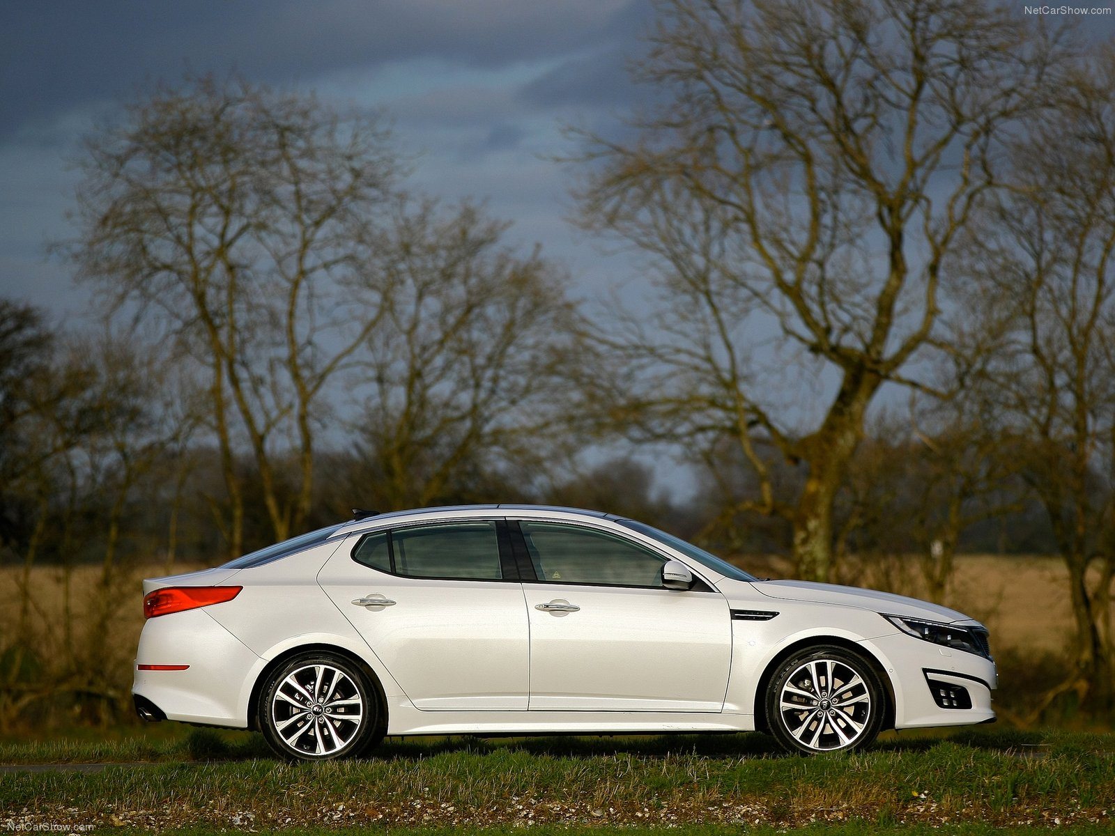 Kia Optima EU-Version photo 115210