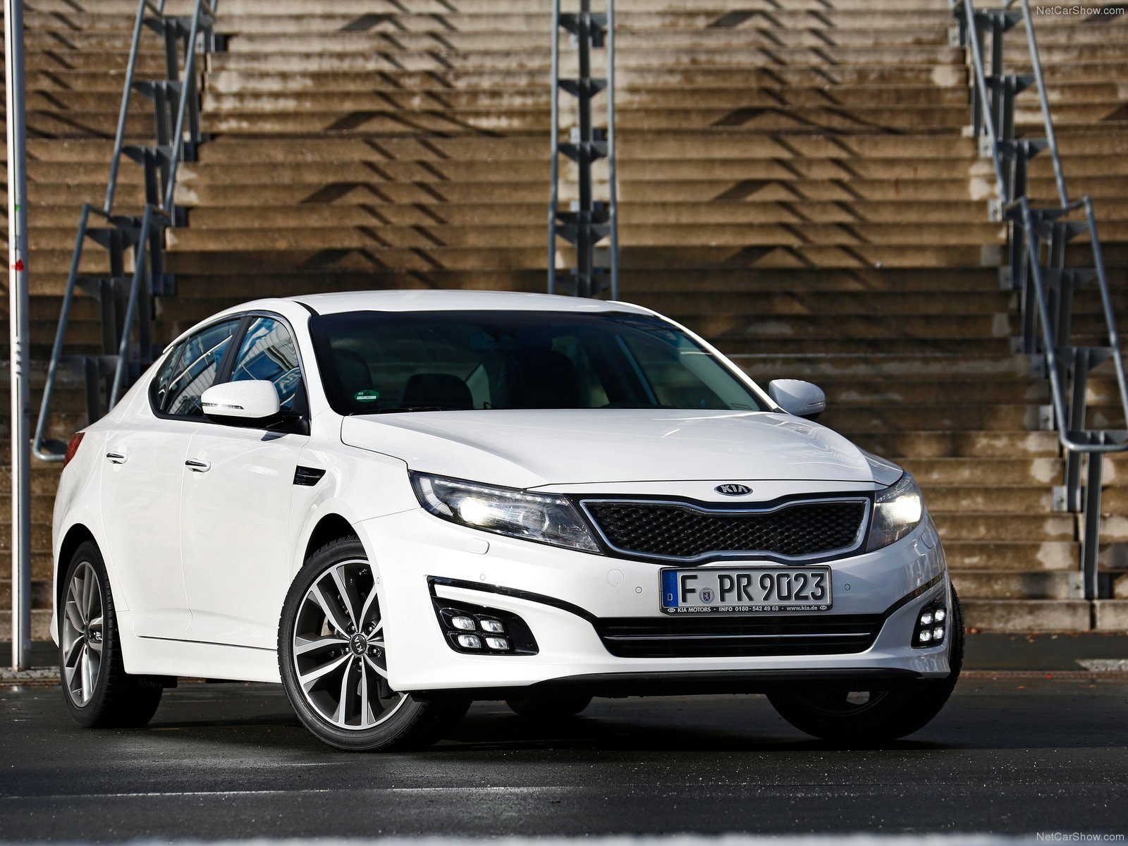 Kia Optima EU-Version photo 115237