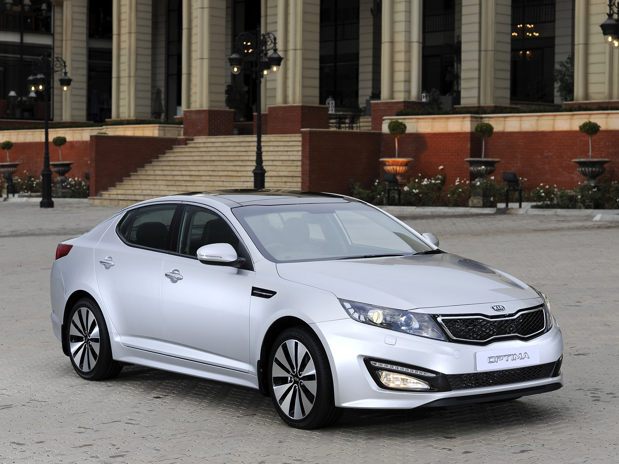 Kia Optima photo 91121