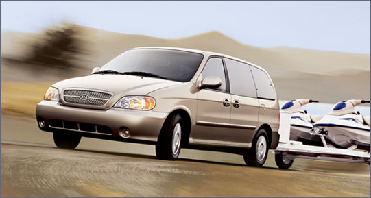 Kia Sedona photo 23647